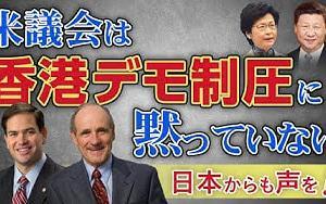 米議会は香港デモ制圧に黙っていない。日本からも声を! Hrp-newsfile ◆香港デモをテロに仕立て上げる北京政府◆日本も香港の民主化の支援を