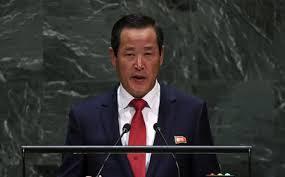 北朝鮮大使、非核化「交渉テーブルにない」 期限迫り、米をけん制     時事通信      米側の対応次第では、核実験や大陸間弾道ミサイル(ICBM)発射などを強行する可能性を示唆