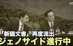 「新疆文書」が再度流出「ジェノサイドが進行している」【禁聞】   NTDTVJP   「中共政権のいくつかの『切り札』の一つは『デマ』だ。彼らはデマを最後まで貫く。・・」