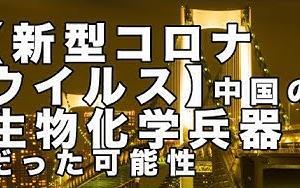 【新型コロナウイルス】中国の生物化学兵器だった可能性【及川幸久−BREAKING−】