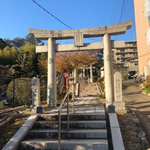 地禄神社(埴安)・福岡市博多区青木