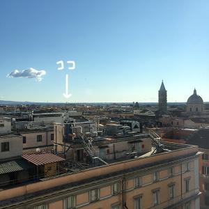 ローマ:相方くん一人でおでかけ(サン・ジョバンニ・イン・ラテラノ大聖堂)