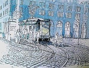 ヘルシンキ路面電車トラム
