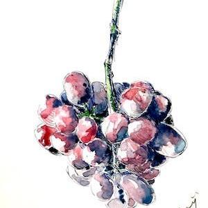 横浜の葡萄