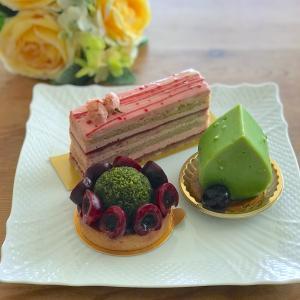 ☆夫の通院のおかげ♪『パティスリー ラヴィルリエ』のケーキ☆