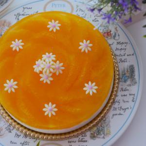☆爽やか〜♪『オレンジ&ヨーグルトケーキ』と『つくれぽ』Part5☆