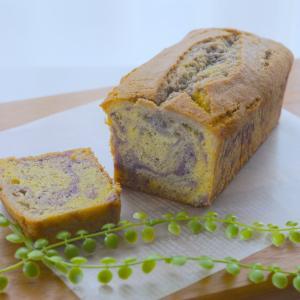 数年に一度の大失敗!と紫いものパウンドケーキ♪