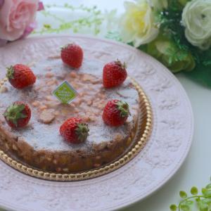 《募集スタート》動画レッスン『ストロベリーチョコレートビスケットケーキ』