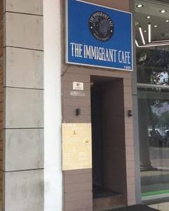 デリーのレストラン ~イミグラント・カフェ~(コンノート・プレイス)
