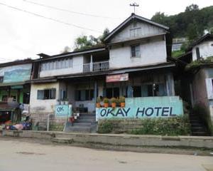 今日のカレー(No.401) ~オーケー・ホテル(マオ)