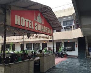 アグラのレストラン  ~ ホテル・シッタールダ  ~