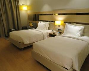【インドの宿泊施設】 ~ ホリデイイン・ホテル ~(アグラ)