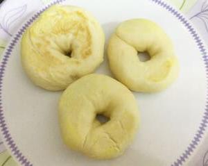 焼きドーナッツを作ってみた。