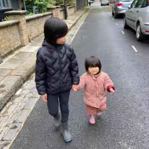 娘、1歳11ヶ月(とちょっとだけ息子のこと)