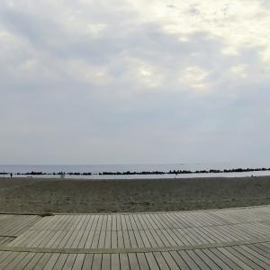 海が………似合わない!