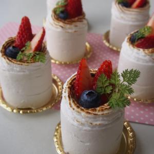 4月のケーキ