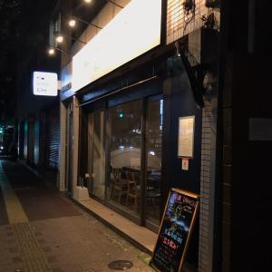 『赤坂コバチ』で、食べ飲み