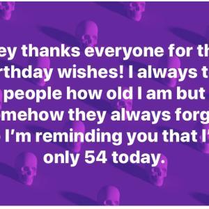 くら寿司で誕生日
