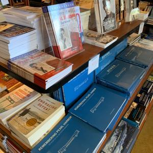 パールハーバー土産とユタ記念碑