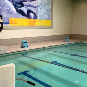 3月以来の初泳ぎ&100%ノーメイク