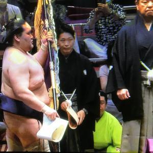 照ノ富士優勝!