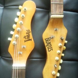 エレキギター修理