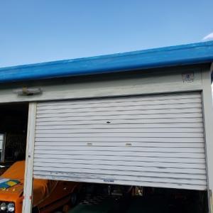 ガレージを塗装したい!その2