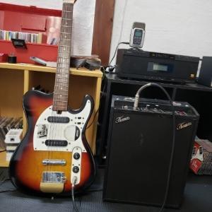 THOMASエレキギターアンプ