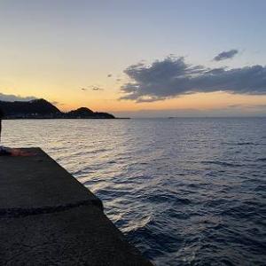 10月26日館山エギング釣行