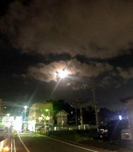 中秋の名月*