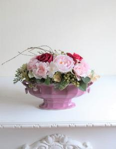 ウエディングのお祝い花*