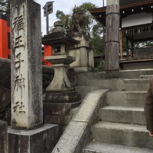 京都の旅 2、ふたつの神社と京都御苑