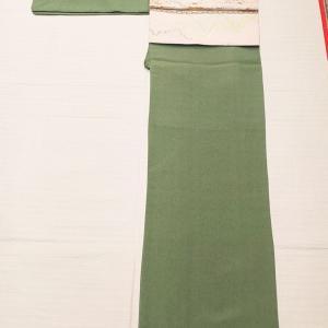 人間国宝 中村勇二郎~龍村平藏製の袋帯~