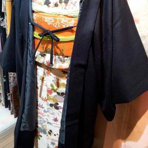 くるり 羽織り~ウール100%のコート羽織り~