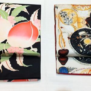 京袋帯~桃と錬金術~