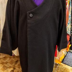 上質な暖かいコート~カシミヤ100パーセント~