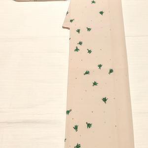 きもの英(はなぶさ)謹製 小紋~上質な洗える着物~
