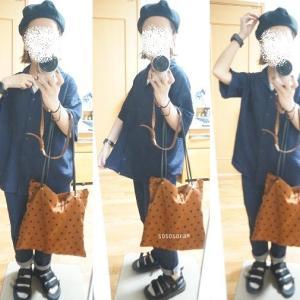 【着画】SM2 blue、DOORS、B:MING♪買ったもの。