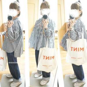 【着画】SO、UNIQLO、MELROSE AND MORGAN♪ポイントアップ!!