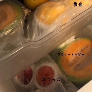 フルーツ美味しいね