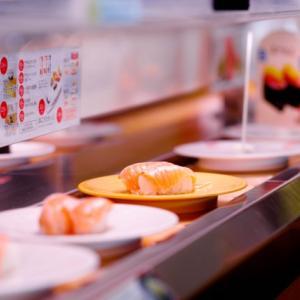 寿司食って、がんばる!