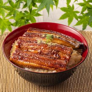 鰻食べて、がんばる!