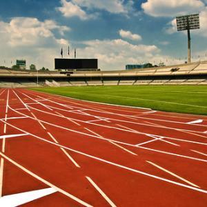 100m走に負けてたけど、がんばる!