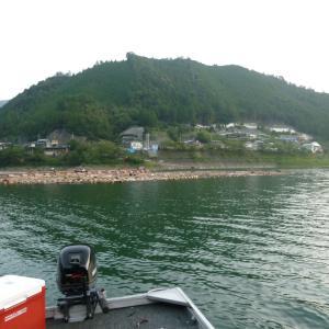 2011年8月13日(土) 風屋ダム