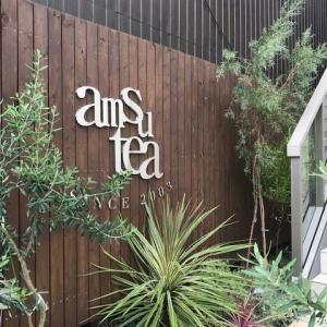 紅茶専門店へ行く♪