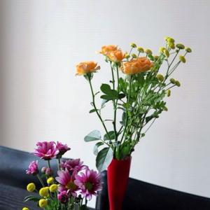 お花とサンダルとマラソンと。。
