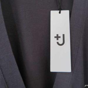 「ユニクロ+J」のカーディガン♪