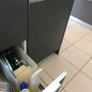 食洗器を買い換える。