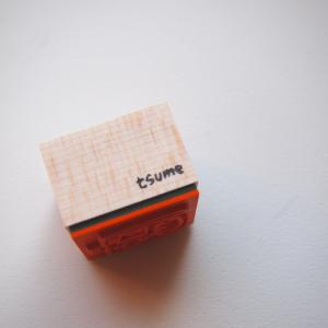 little piece(島根) 『大好きなパンがあったなら展』にお届けしたもの <手彫りはんこ・スタンプ編>('19/11/09-11/30)