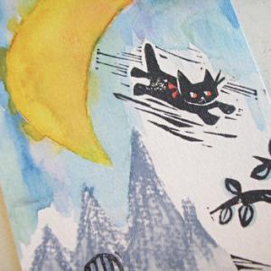 Lykkelig『What a Wonderful Nyanco リュケリのネコ雑貨展3』 にお届けしたもの<紙雑貨編>('19 /6/8 〜 6/18)金沢